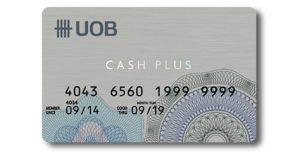 UOB Cash Plus